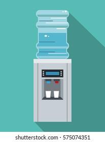 water cooler equipment office