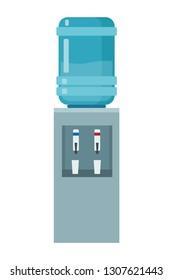 water dispenser cartoon