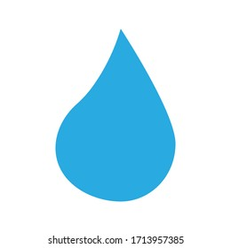 Water drop icon vector. Logo Template illustration design. eps 10