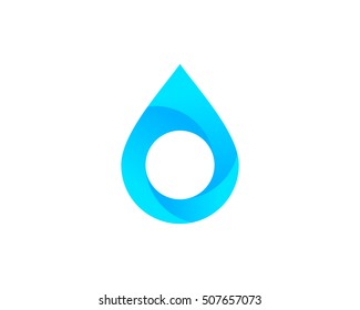 water drop logo images stock photos vectors shutterstock