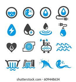 water energy icon