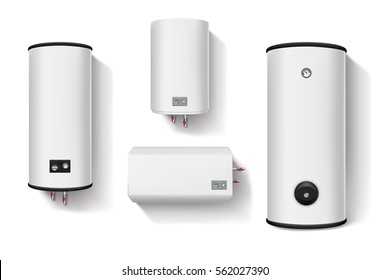 water heater set
