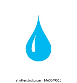 Water icon vector. Vector illustration. EPS 10