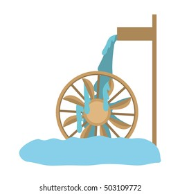 water mill icon