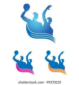 water polo symbols