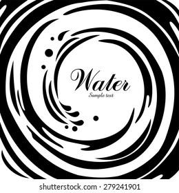 Ocean Whirlpool Stock Illustrations Images Amp Vectors