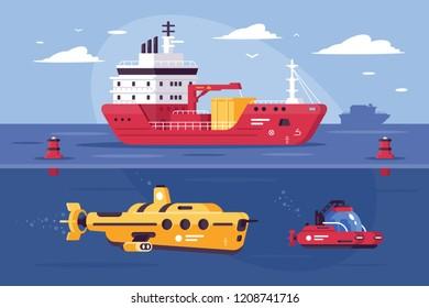 Water Transport Images, Stock Photos & Vectors | Shutterstock