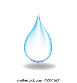 water vector icon.