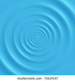Water waves vector background. Eps 10.