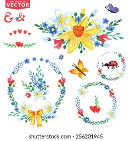Royalty Free Yellow Flower Clipart Images Stock Photos Vectors