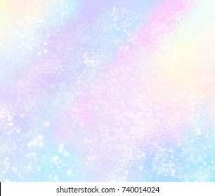 Watercolor style colorful wet brush paint vector bright background for banner, art card, wallpaper. Abstract vivid color hand drawn glow drop aquarelle smudge canvas for cover, print, poster, decor