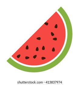 Watermelon icon.