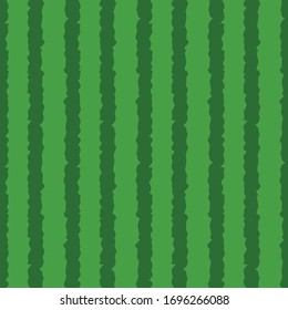 Watermelon skin seamless pattern background, Green abstract repeat background