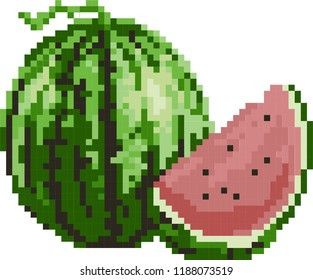 Royalty Free Pixel Art Summer Stock Images Photos Vectors