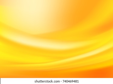 Wave Abstract Backgrounds orange