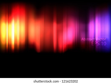 Wave  abstract vector backgrounds