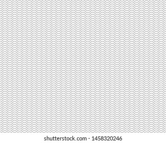 Wave pattern seamless background. EPS 10 Vector Illustration