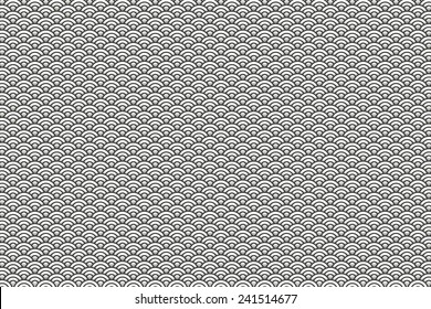 Wave Pattern Vector Design