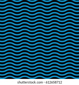 Wavy Abstract Pattern