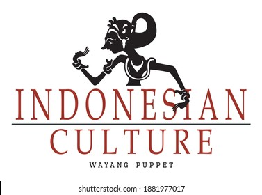 Wayang Puppet Pictures vector illustration for your T shirt or cards