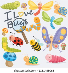 We All Love Bugs