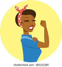 We Can Do It symbol of female power