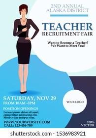 Get Job Vacancy Teacher Background