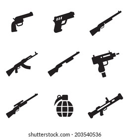 Weapons Icons