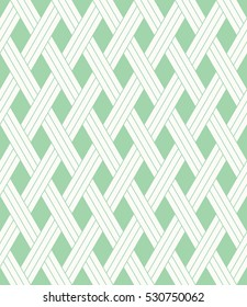 weaved pattern. seamless vector background.