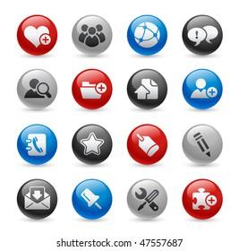 Web Blog & Internet Icons // Gel Pro Series