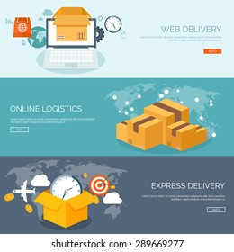 Web delivery. International postage. Express delivery. Shipping.