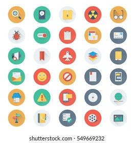 Web Design and Development Vector Icons 12