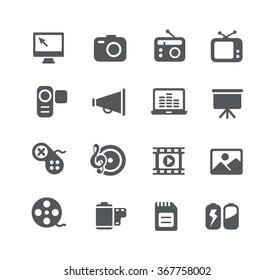 Web Development icons // Utility Series