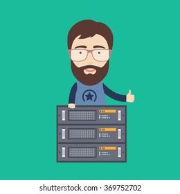 Web Hosting Administrator