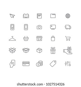 Web Icon Set 002