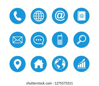 Web icon set symbol vector. for web computer and mobile