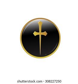 Web icon sword