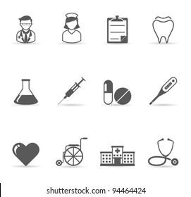 Web Icons - Medical