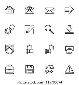 Web Icons - Set 1