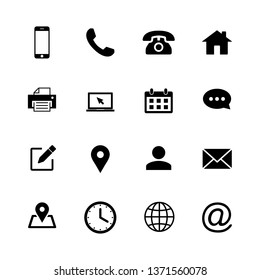Web icons set. Web design icon. computer and mobile icons. phone, laptop, call, web, telephone, chat, calendar, time, edit, trash, power, printer, people, check, eye, home, like