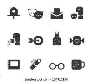 Web Icons - Universal