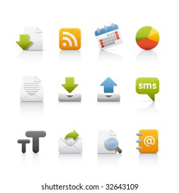 Web & Internet Icon Set for multiple application in Adobe Illustrator EPS 8.