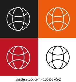 web internet logo