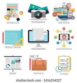 web page template design, programming languages,web programming, pay per click, photography logo, web development