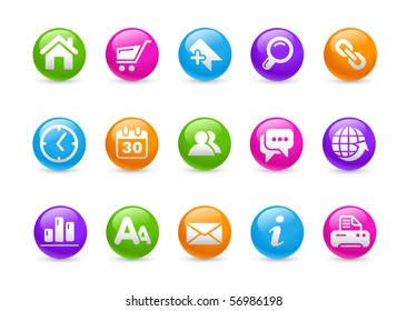 Web Site & Internet // Rainbow Series
