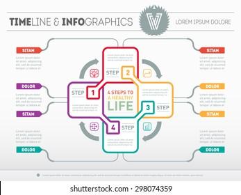 Imagenes Fotos De Stock Y Vectores Sobre Life Cycle Circle