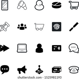 web vector icon set such as: chemistry, dose, fitness, manager, callcenter, pin, steel, avatar, finger, dialog, needle, abstract, childhood, group, reminder, customer, scroll, delivery, thumbtack