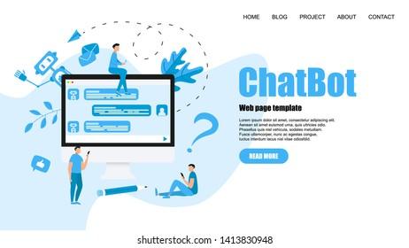 Imágenes, fotos de stock y vectores sobre Bot Robot   Shutterstock