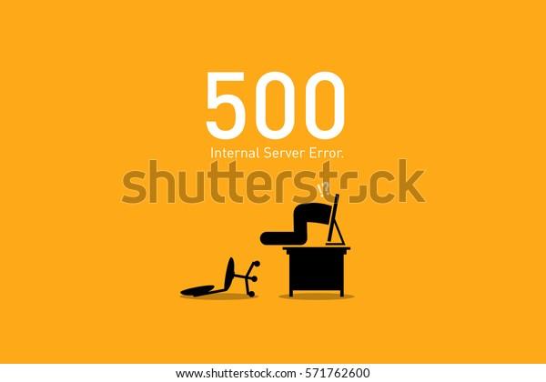 500 エラー