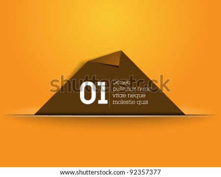 website graphic design brown memory card stock vector royalty free